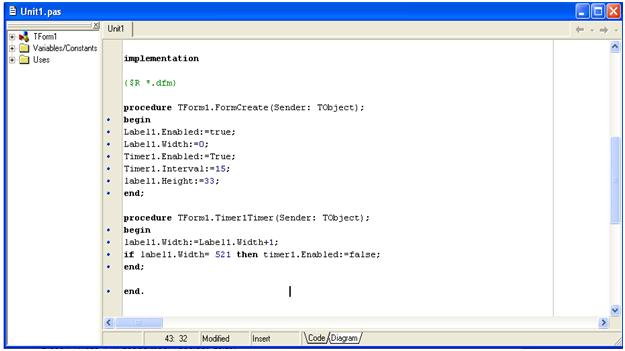 dialog source kode form loading