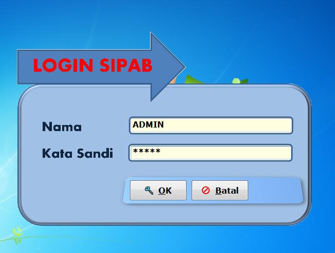 Login Aplikasi